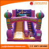 Magic Carpet Inflatable Jumping Bouncy Slide for Amusement Park (T4-256)