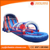 60′ Giant Double Lanes Inflatable Water Slide with Pool (T11-100)