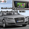 Android GPS Navigation System Video Interface for Audi A8