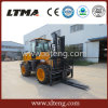 Chinese All Rough Terrain Forklift 10 Ton for Sale
