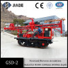 Gsd-2 Rrobust, Hydraulic Crawler Water Well Drill Rig