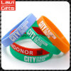 Wholesale Colorful Fashion Silicone Bracelet Wristband