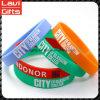 Wholesale Colorful Fashion Silicone Bracelet Wristband