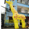 Inflatable Model, Giant Inflatable Giraffe