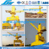 Hydraulic Remote Control Grab Ship Deck Crane