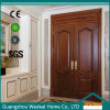 Wooden Entrance Carved Double Leaf Exterior Door