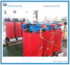 Electric Equipment Copper Wire Three Phase Dry Type 125kVA Power Supply Transformer