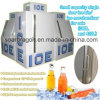 Small Capacity Single Door Ice Bin/Ice Merchandiser