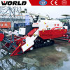 ISO Certificated 4lz-4.0e Whole Feeding Soybean Combine Harvester