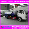 Dongfeng Rhd 4X2 Sewage Fecal Suction Truck Sewer Jetting Truck
