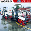 Hydraulic Gear Box 4lz-4.0e Whole-Feeding Wheat Rice Combine Harvester