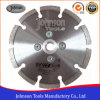 Diamond Tools: 125mm Laser Welded Saw Blade for Stone