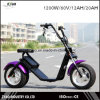 2016 Newest City Scooter with Lithium Battery Moped Scooter for Adult