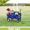 Sports Heavy Duty Collapsible Hand Folding Utility Cart with Wheels