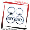 Car Logo Metal Key Chain Holder with Customzed Design