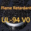 Flame Retardant Black Masterbatch Polyester Film