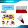 Foldable Cheering Banner Paper Hand Clappers (M-NF18F05106)