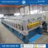 Hydraulic Cutting Color Steel Roofing Panel Roll Forming Machine