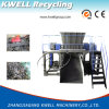 Plastic Film Shredding Machine/PP Double Shaft Shredder