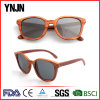 2017 New Design High End Unisex Polarized Red Sandalwood Sunglasses