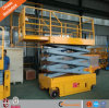 One Man Drive Electric Self-Propelled Scissor Lift Table