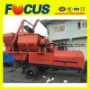 Jbs40-Js500 Concrete Mixing Pump with Pumping and Mixing Function