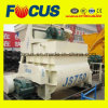 Hot Sale Js750 750L Double Shaft Concrete Mixer