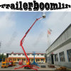 Hydraulic Aerial Working Trailer Mounted Boom Lift for Spider Man