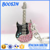 Fashion Guitar Shape Keychain for Gift