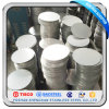 Grade 201 Ddq Cold Rolled Stainless Steel Circle