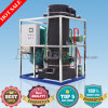 10 Tons Tube Ice Machine by PLC Control to Plant (TV100)