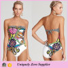 2016 Latest Design Hot Selling Swimsuit Floral Print Tankinis Bikini