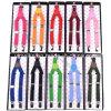 Fashion Toddlers Y Shape Skinny Elastic Braces Suspender Multi Colors