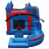 Giant Inflatable Toy Castle with Pool