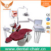 Dental Chair Unit with Rotating Ceramic Spittoon