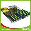 Producer Trampoline Place with Ninja Course and Dodgeball Area