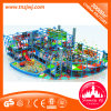Latest Safety Attractive Forest Theme Kids Indoor Playground Equipment