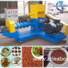 China Made Animal Dog Cat Pet Small Floating Fish Feed Food Pelletizer Machine