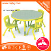 Kids Furniture Round Dining Tables with Chairs