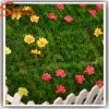Wholesale Home Decoration Plastic Synthetic Green Grass