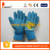 Ddsafety 2017 Blue Cotton Blue Latex Glove