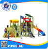 2015 Plastic Entertainment Attractive Outdoor Playground