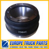 Td645 Brake Drum for International Truck Parts