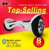8 Inch Bluetooth 2 Wheels Self Balancing Hoverboard