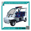 Electric Personal Carrier, 4 Seats, Police Light, CE