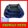 Bone Printed Style Dog Cat Pet Beds (WY161062A/C)