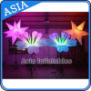 Inflatable LED Lighting Party Decoration Flower with Stand Pole