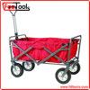 Foldable Light Aluminum Hand Turck Trolley with Wheels (315015)