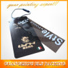 Plastic Name Garment Tag with Slim Hadle