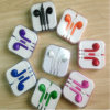 Colorful Earphone with Remote and Mic for iPhone 7
